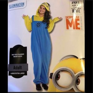 Despicable Me Minion Halloween Costume 🎃